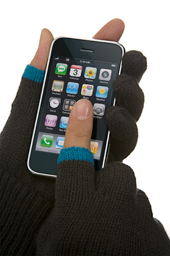 Etre Touchy Winter Gloves for your Gadgets 2