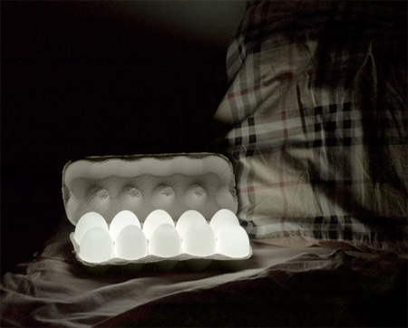 Creative Egg Light by Igor Pinigin 3