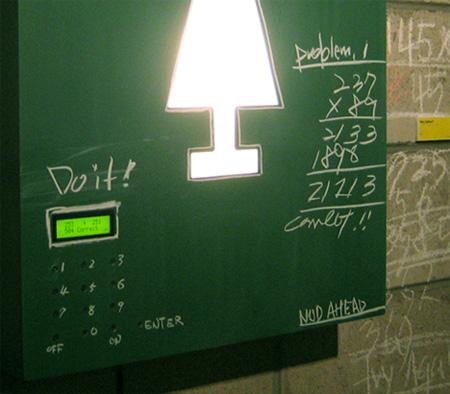 Math Based Lamp 2