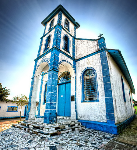 HDR Church by Omar Junior