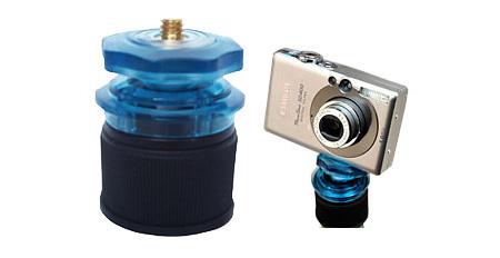 Bottle Cap Tripod for Better Photography 2