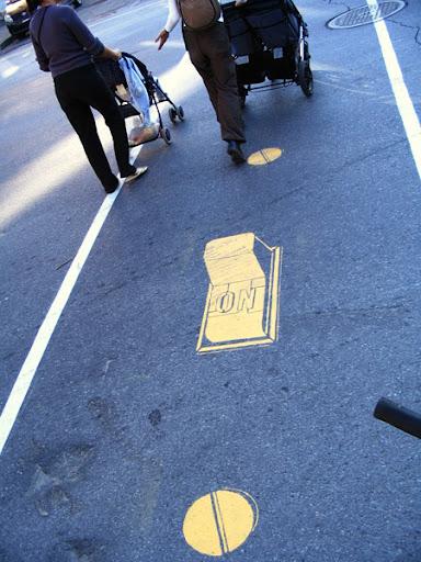 Pedestrian Street Art by Peter Gibson 20