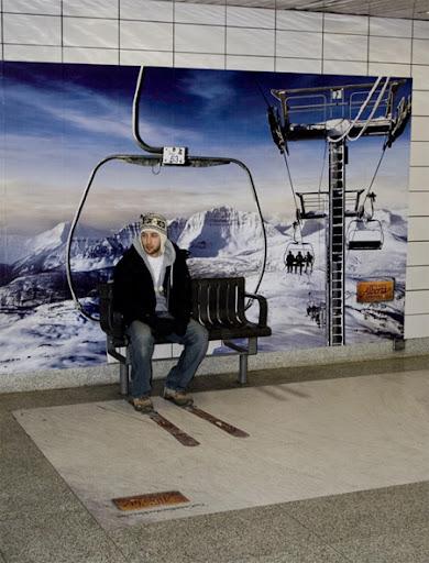 Alberta Travel Advertisement