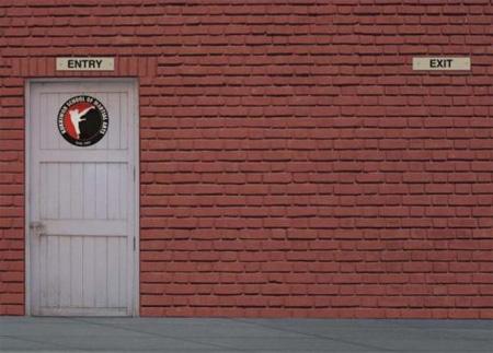 Martial Arts School Advertisement