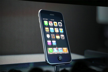 Apple iPhone 3G Announced 2