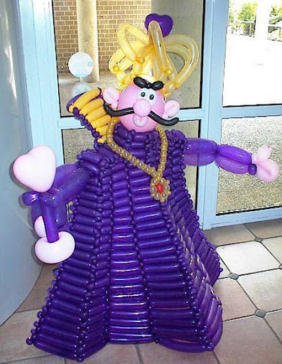 Creative Balloon Art 24