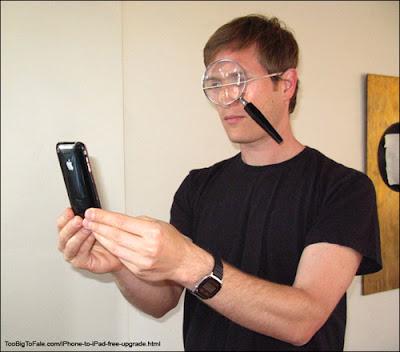 iphone ipad Transforme seu iPhone em um iPad