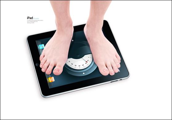 ipadbalanca Novo aplicativo para iPad