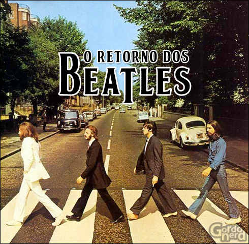 beatles2 O retorno dos Beatles