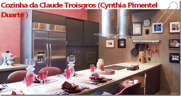 Cozinha da Claude Troisgros (Cynthia Pimentel Duarte )