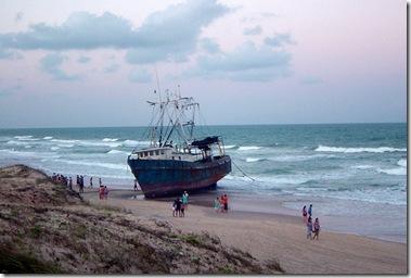 Nigerian Boat