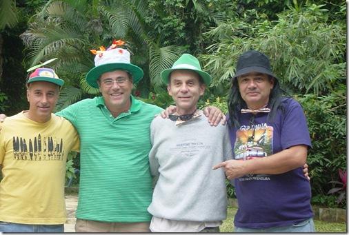Four muskateers