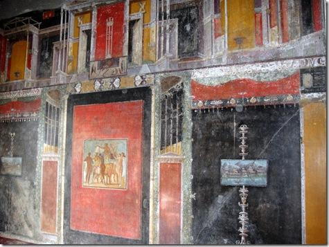 pompei frescos