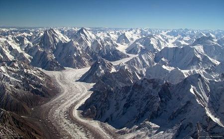 Baltoro Glacier 01