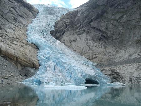 Jostedalsbreen Glacier 01