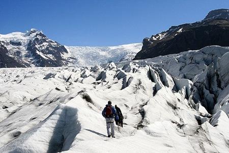Vatnajökull Glacier 01