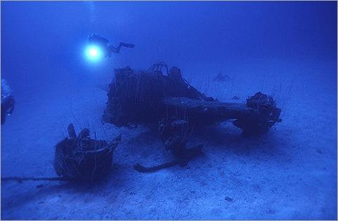 USS Saratoga Aircraft