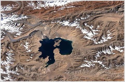 Kara-Kul, Tajikistan