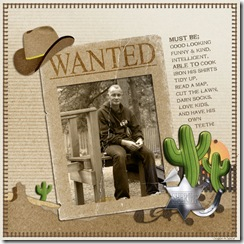SnS-Wanted