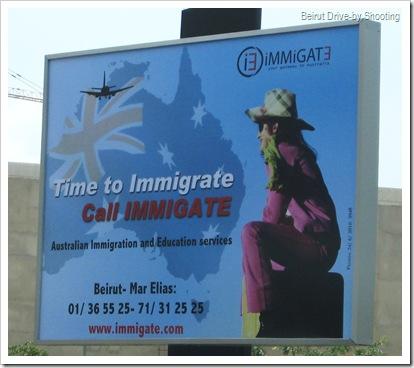 immigate
