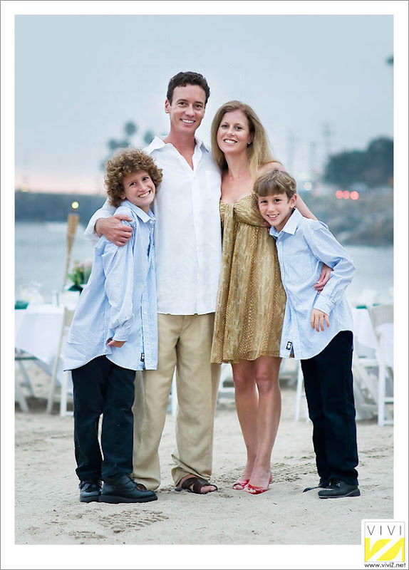 viviZ | family portrait at Bel-Air Beach Club