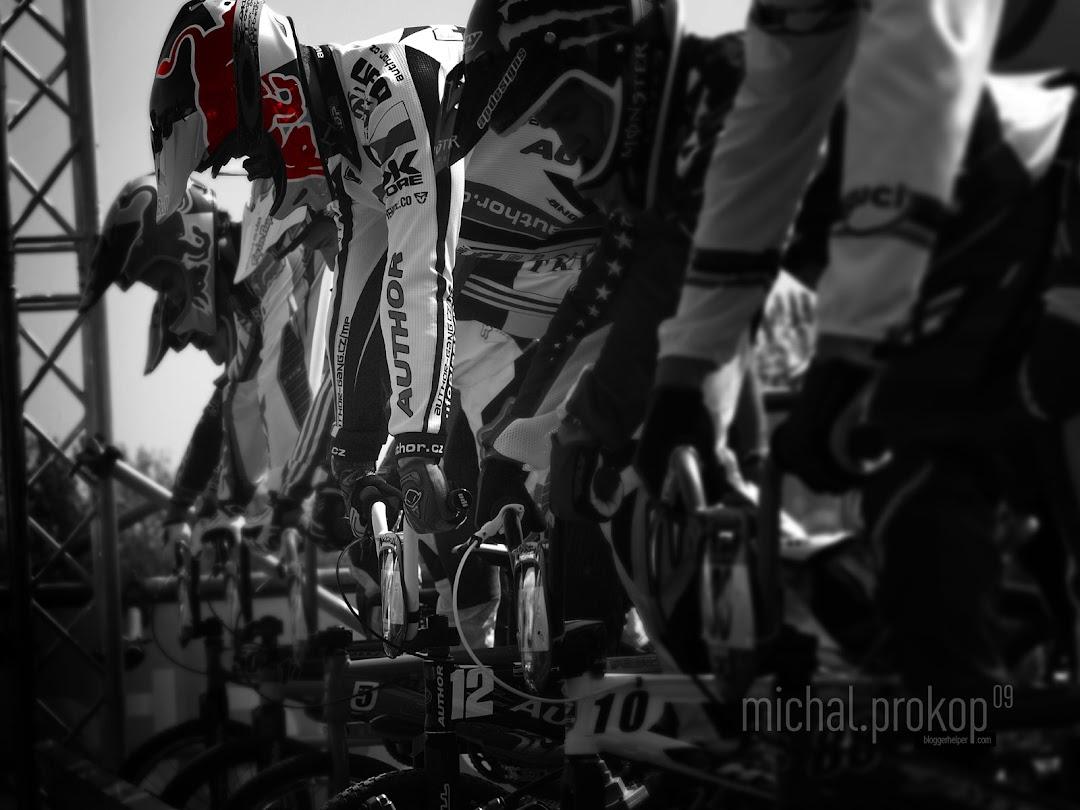 Matt Hoffman's Pro BMX wallpaper