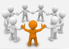 blog é a chance de formar laços
