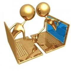 colaboração entre blogs