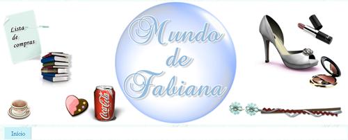 Mundo de Fabiana