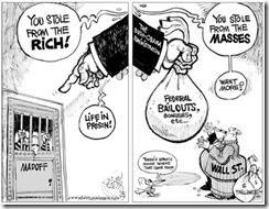 Madoff - Stole from the Rich