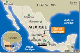 Querétaro - Géo