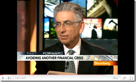 FCIC's Angelides Says Financial Crisis Was `Avoidable'