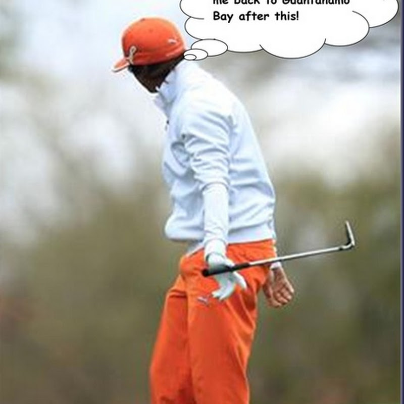 Monday Funny Golf Pics: Rickie Fowler and Camillo