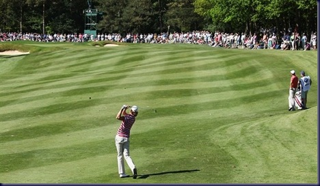 BMW PGA Championship 2010 Day 3 Highlights