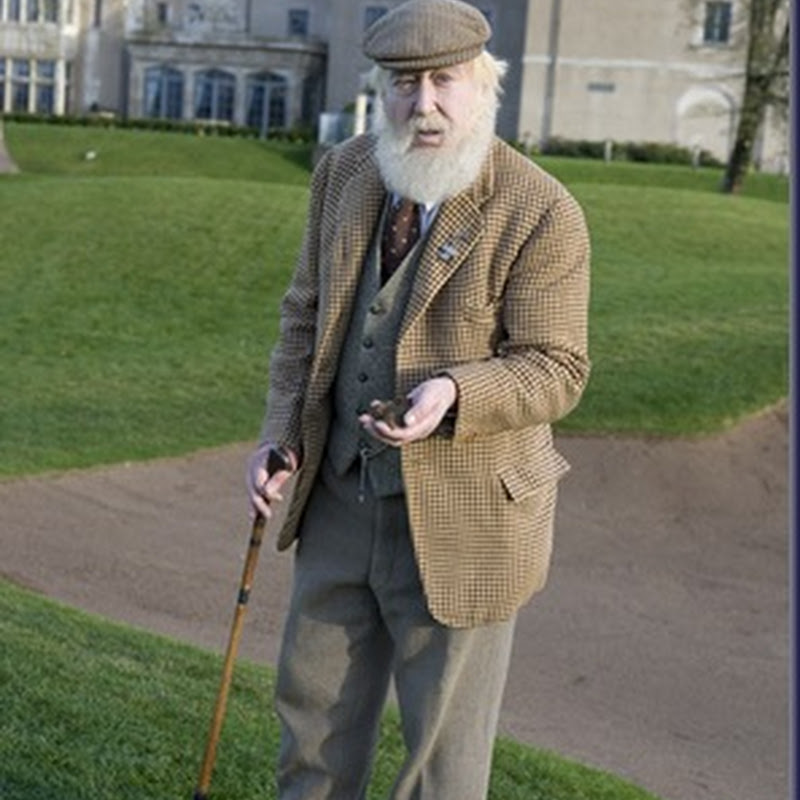 Old Tom Morris Appears At Lough Erne