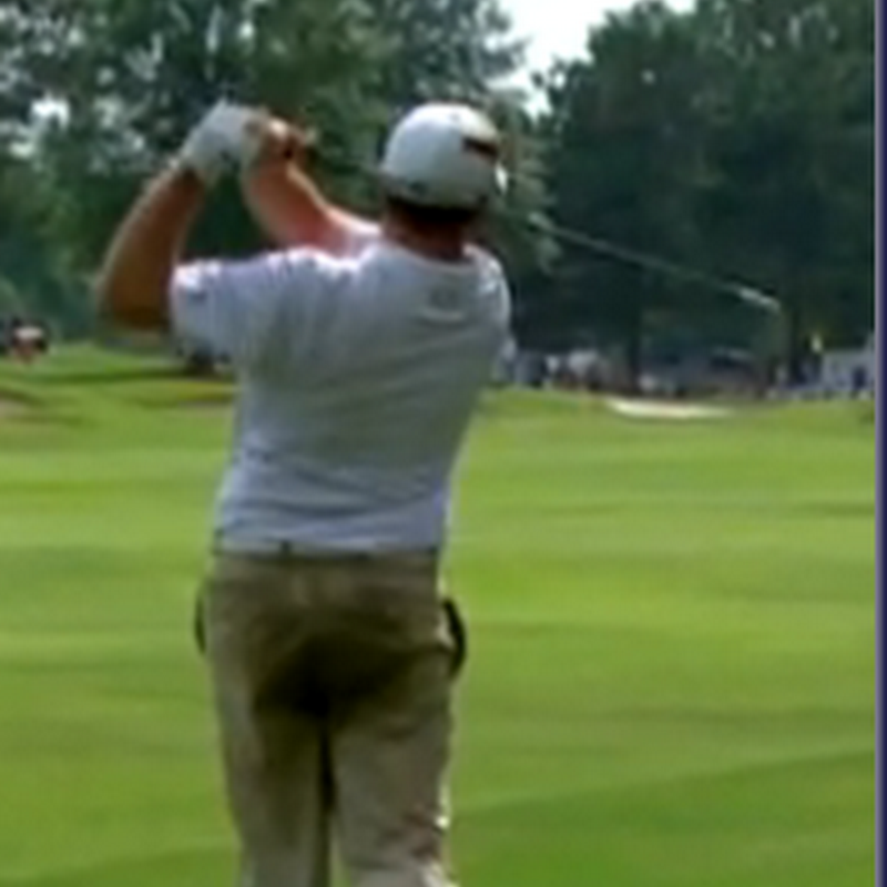 What Pressure Does! Robert Garrigus Wet Pants