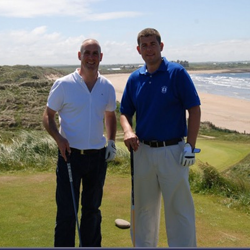 """Doc's Dawn Raid"" with Golfbidder at Doonbeg"