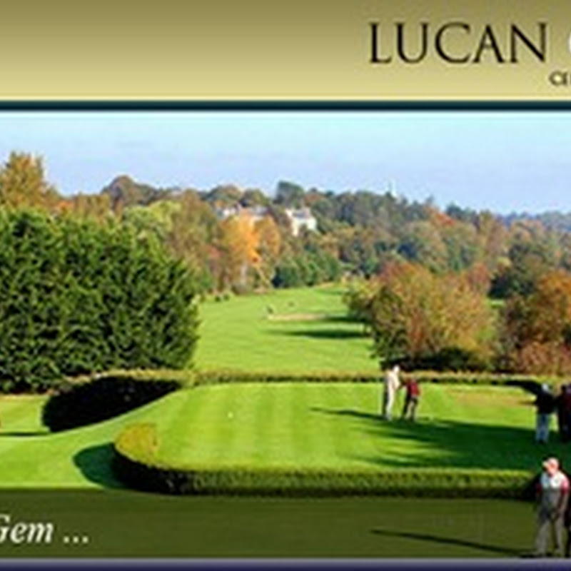 2011 Lucan Golf Club Scratch Cup. See Some Of The Top Amateurs in Action This Weekend