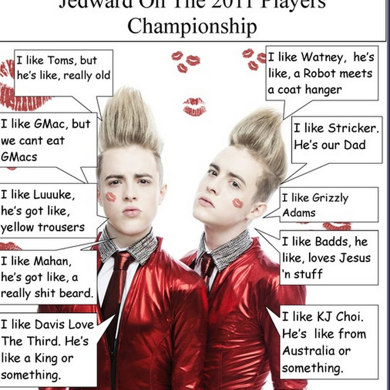 Jedward Preview The Weekend At The Players 2011