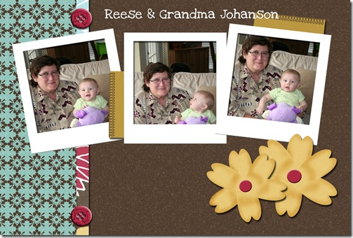 Linda and Reese