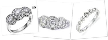 View Vintage Rings