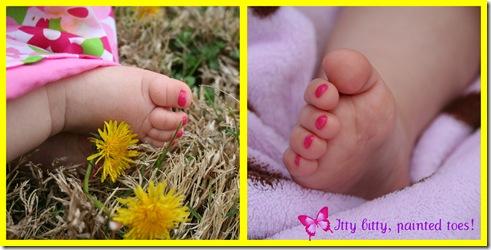 toes happy 3