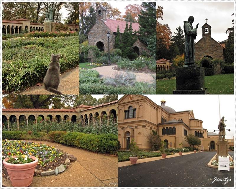 Franciscan Monastery Washington
