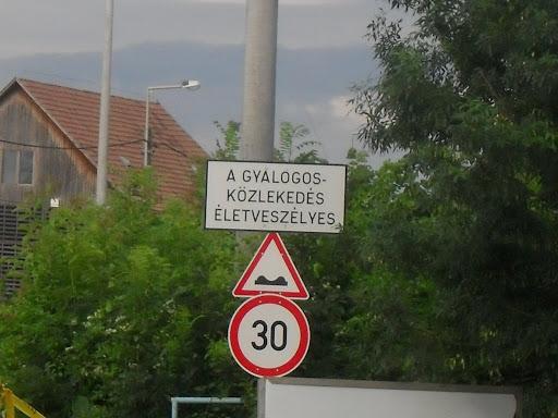 Budapest, a gyalogos közlekedés életveszélyes