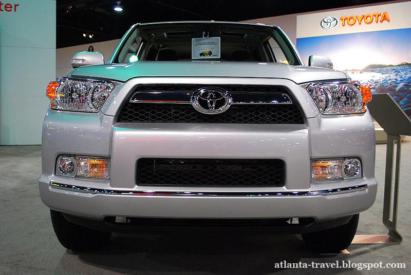Тойота Форанер. Toyota 4Ranner.