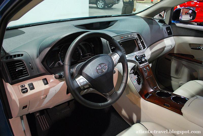 двигателем Тойота Венза