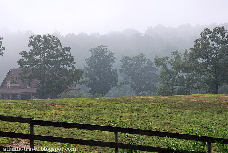 Ранчо в Джорджии. Georgia Ranch