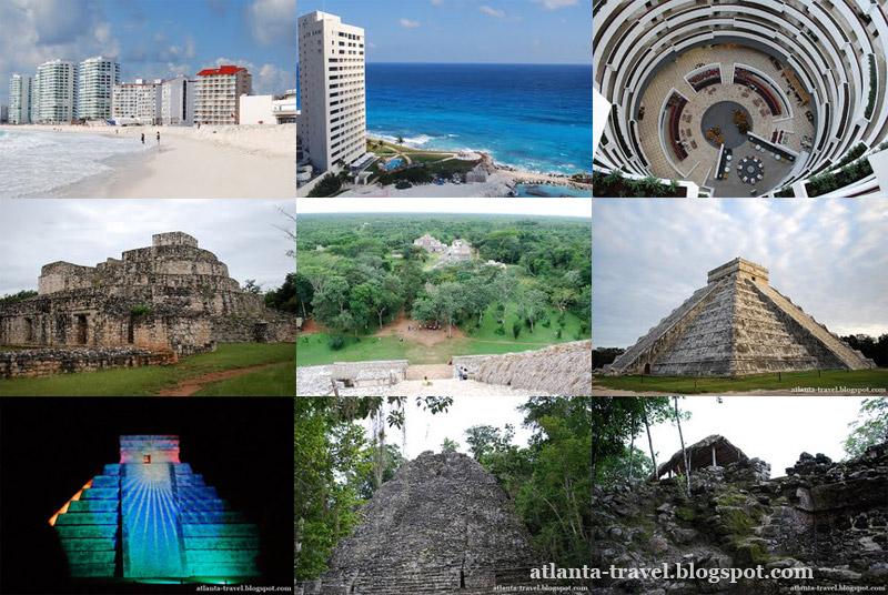 Путешествия из Атланты за Декабрь 2009