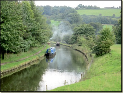 The Macclesfield Canal at Sutton