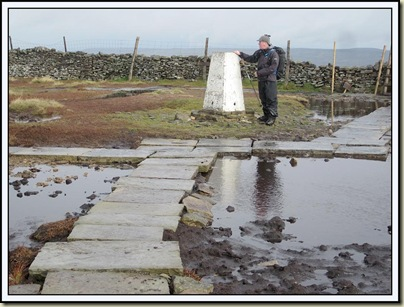 """""""Scarecrow Summits Buckden Pike"""""""